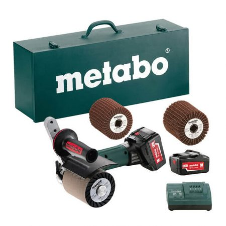 Metabo S 18 LTX 115 Set Cordless Burnishing Machine