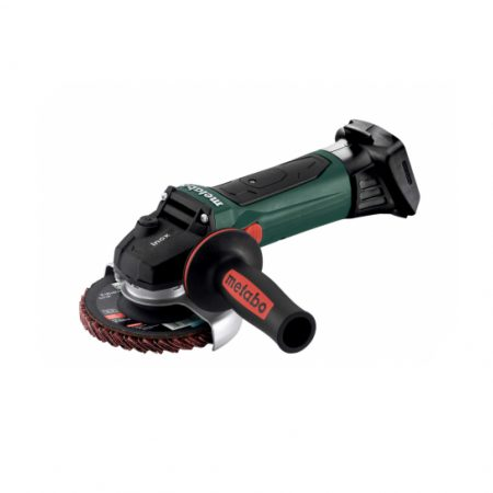 Metabo W 18 LTX 125 QUICK INOX Cordless Angle Grinder