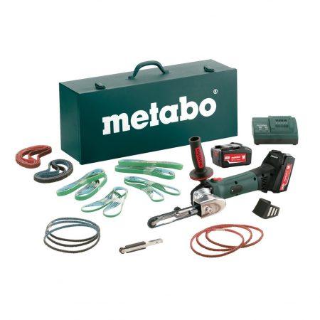 Metabo BF 18 LTX 90 Set Cordless Band File
