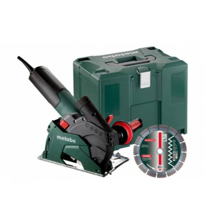 Metabo W 12-125 HD SET CED Angle Grinder