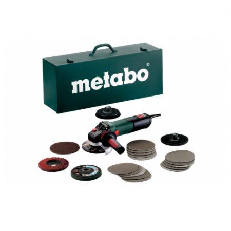 Metabo WEV 15-125 QUICK INOX SET Angle Grinder