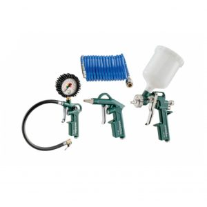 Metabo LPZ 4 SET Air Tool Set