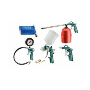 Metabo LPZ 7 SET Air Tool Set