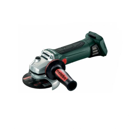 Metabo W 18 LTX 125 QUICK Cordless Angle Grinders