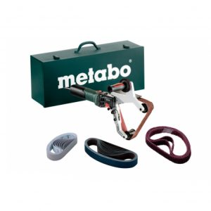 Metabo RBE 15-180 SET Tube Belt Sander 110V
