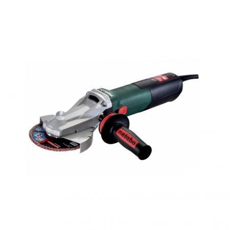 Metabo WEF 15-125 QUICK Flat-Head Angle Grinder
