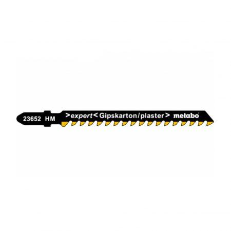 Metabo JIGSAW BLADE, GYPSUM PLASTER, EXPERT, 74/ 4.3MM