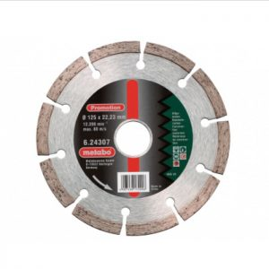 "Metabo  DIAMOND CUTTING DISC ""SP"" 180 X 22.23 MM, UNIVERSAL"