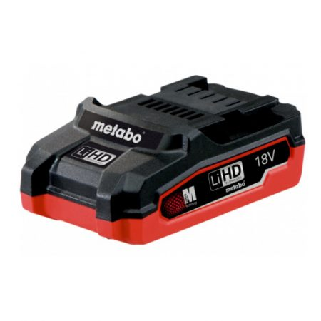 Metabo BATTERY PACK LIHD 18 V - 3.1 AH