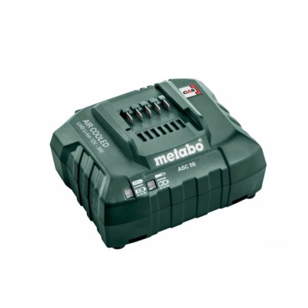"""Metabo """"AIR COOLED"""" CHARGER ASC 55, 12-36 V, EU"""