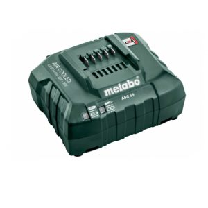 """Metabo """"AIR COOLED"""" CHARGER ASC 55, 12-36 V, USA/CND"""