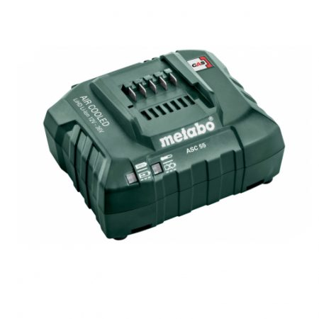 "Metabo ""AIR COOLED"" CHARGER ASC 55, 12-36 V, USA/CND"