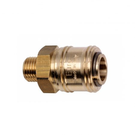 "Metabo QUICK CONNECTION COUPLING EURO 1/2"" MTHR"