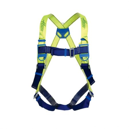 Allsafe SAFETY HARNESS H2000/1+MFB 4 +AN215/200